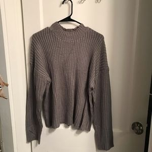 Gray Forever 21 Sweater